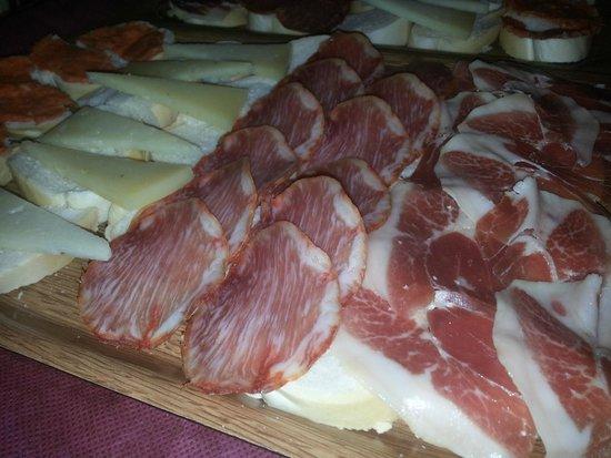 La Pitarra Del Gordo: Surtido de Ibéricos