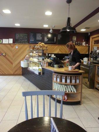Cafe Guild: Guild interior