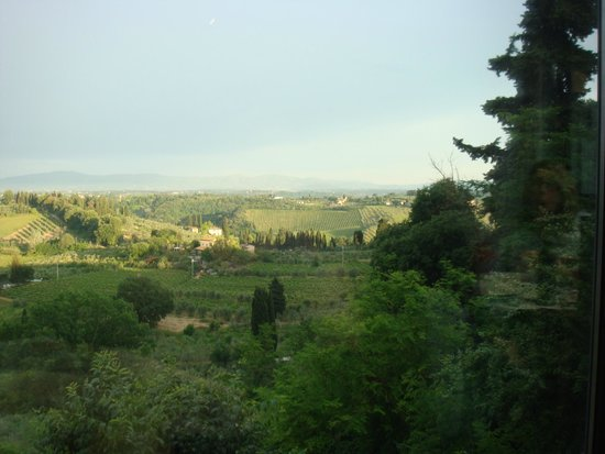 Bel Soggiorno: View from table (2)