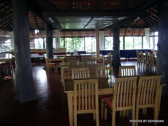 Porcupine Castle Resort: Restaurant