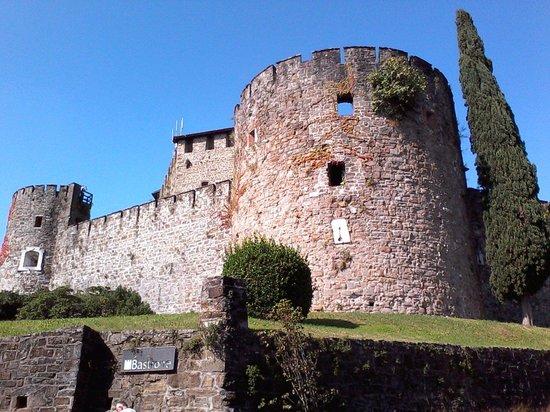 Castello di Gorizia: Vista del bastione