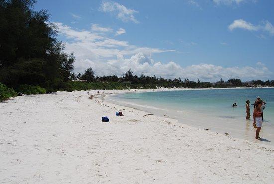 iGV Club Blue Bay: spiaggia secondaria