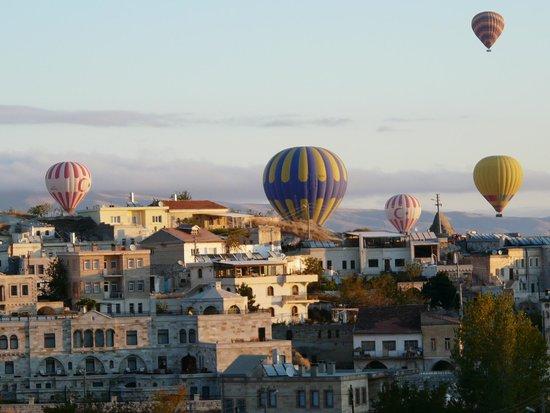 Cappadocian Balloon: cappadoce