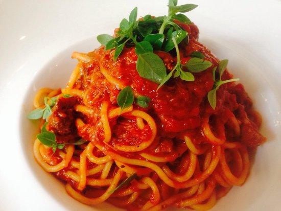 Marlborough, UK: Spaghetti