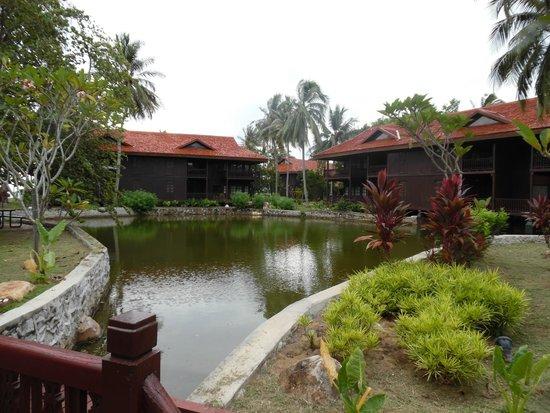 Lake Front Rooms Picture Of Pelangi Beach Resort Spa Langkawi Pantai Cenang Tripadvisor