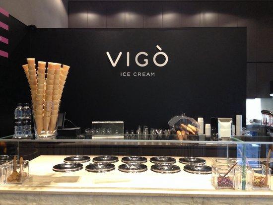 Vigo Ice Cream: Welcome to Vigo