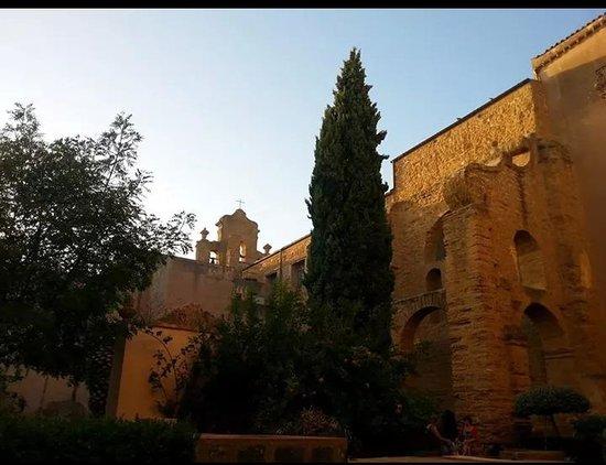 Abbazia di Santo Spirito: campanile museo santo spirito