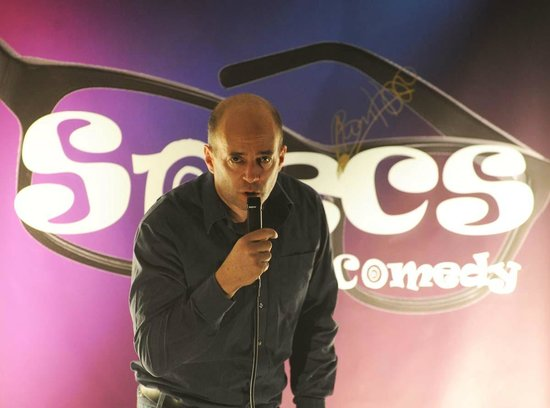 ‪‪Specs Comedy‬: Sean Meo‬