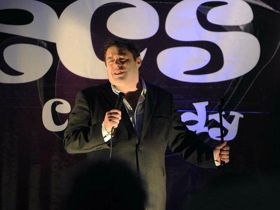 Specs Comedy: David Ward