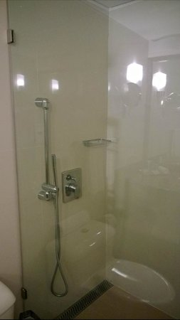 هيلتون قرطاجنة: Baño: área de ducha