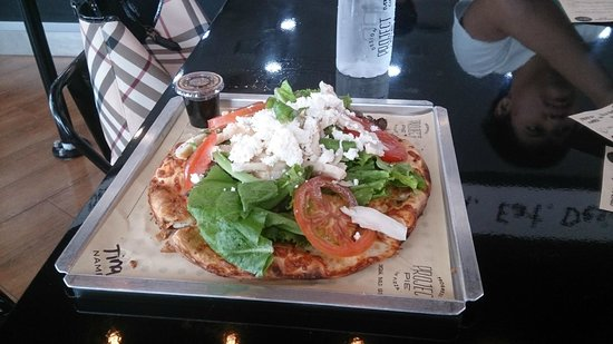 Project Pie: Pizza