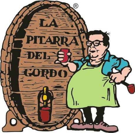 La Pitarra Del Gordo: Logo