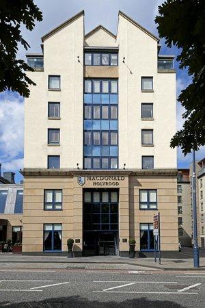 Macdonald Holyrood Hotel: Exterior