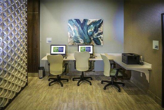 هوليداي إن إكسبرس آند سويتس سولت ليك سيتي ساوث - موراي: Business Center