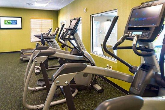 هوليداي إن إكسبرس آند سويتس سولت ليك سيتي ساوث - موراي: Fitness Room