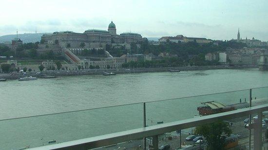 فندق بودابست ماريوت: View of Buda