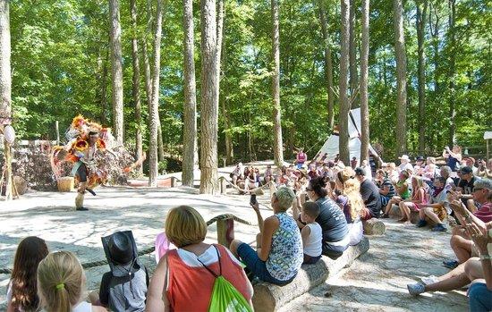 Frontier Town RV Resort & Campground: On-Site Western Theme Park
