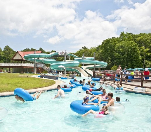 Frontier Town RV Resort & Campground: On-Site Lazy River & Waterslides