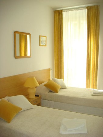 Hancy Guesthouse : Chambre Twin