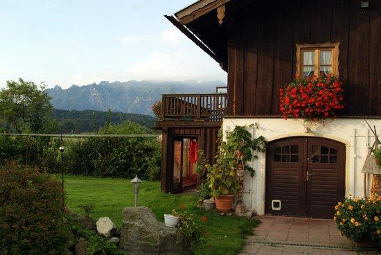 Gaestehaus Scheil Ferienwohnungen: Отель и окрестности