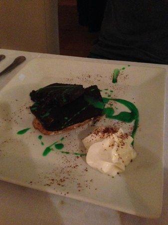 Sa Capella: Dessert