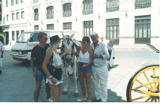 روندا, إسبانيا: Transportation, Ronda, Spain