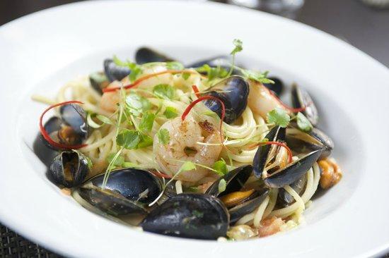 Macdonald Holyrood Hotel: Pasta