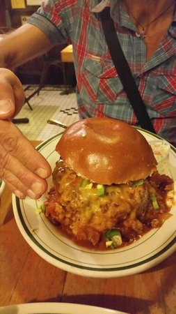Jackson Hole Burgers: 4 dita sopra il cielo. The best