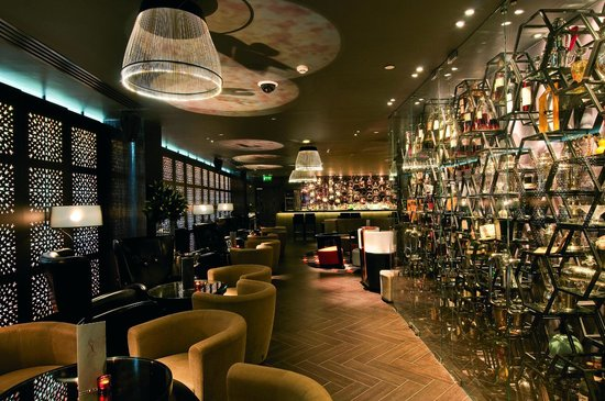 Salvatore's Bar at Playboy Club London
