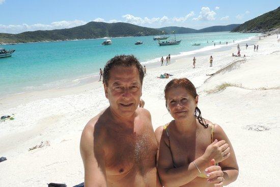 Marinho Turismo Buzios: playa de arraial