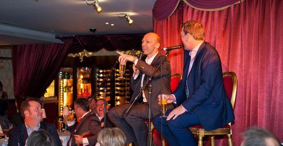 Salvatore's Bar at Playboy Club London: League of our Own event