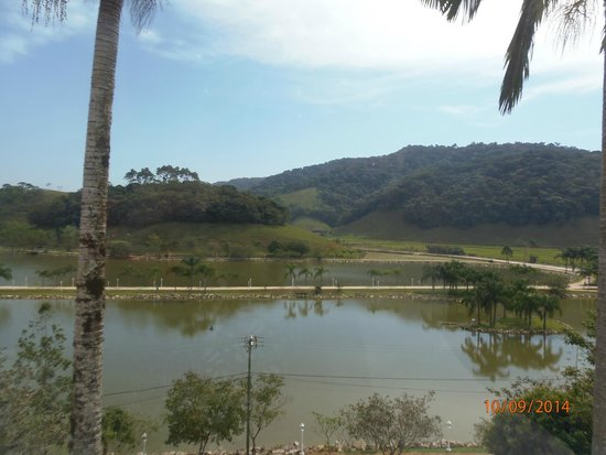 Fazzenda Park Hotel: lagos