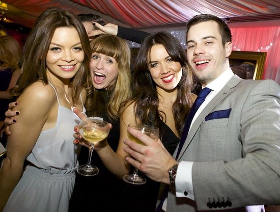 Salvatore's Bar at Playboy Club London: New Years Eve