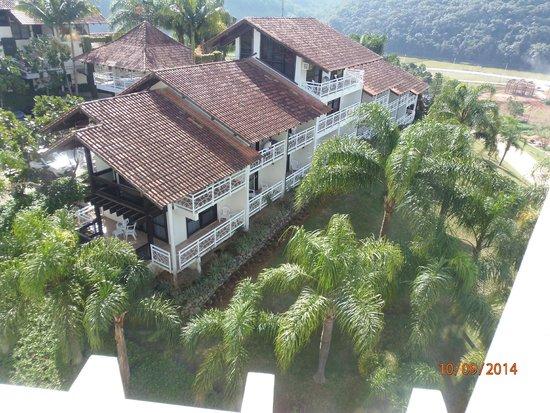 Fazzenda Park Hotel: vista desde arriba