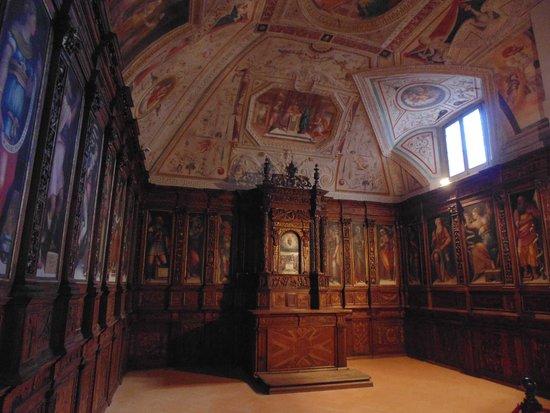 Duomo di Spoleto: CAPPELLA DELLE RELIQUIE