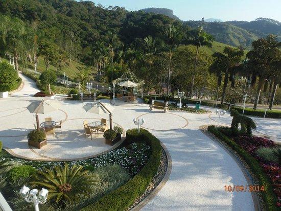 Fazzenda Park Hotel: hermosos  paisajes