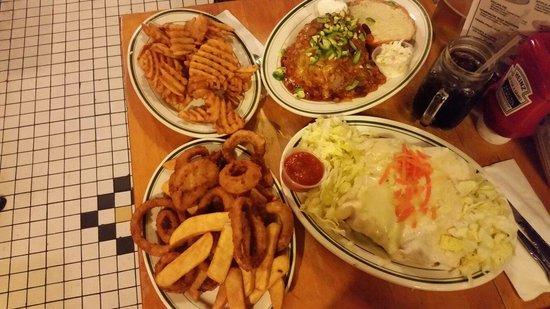 Jackson Hole Burgers: Ottima cena 😙😍🍔