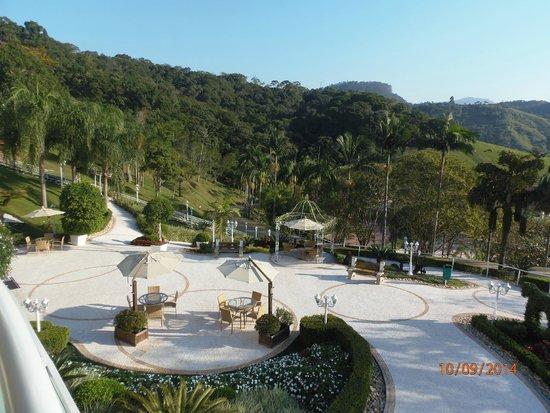 Fazzenda Park Hotel: hermoso