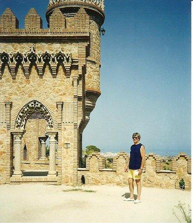 Castillo de Colomares: Colomares, Spain
