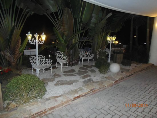 Fazzenda Park Hotel: un rinconcito de tantos