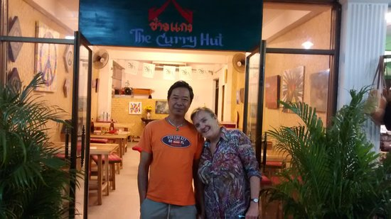 The Curry Hut: the Curry Hut. , Chang Rai