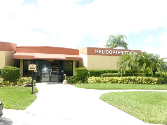 Air Florida Helicopter Inc.: Air florida helicopter building