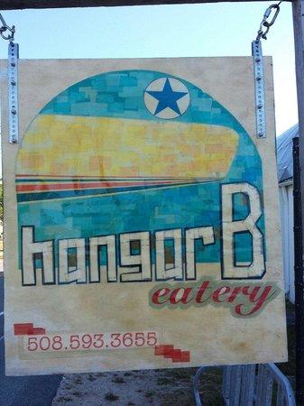Hangar B Eatery: Hanger B