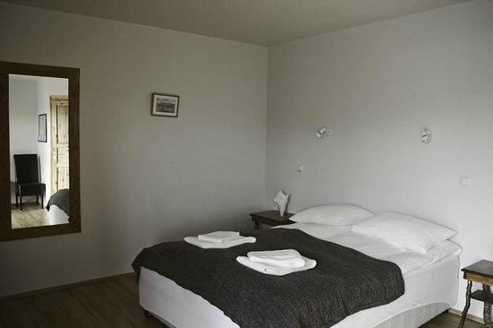 Hotel A: Double Room.