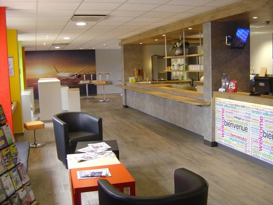 Ibis Budget Aeroport Marseille Provence: Lobby
