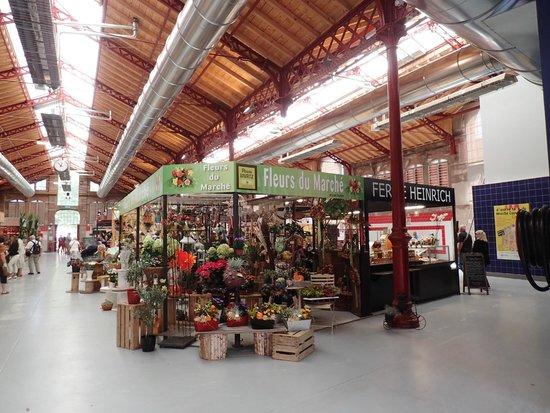 Marche Couvert : 屋内市場