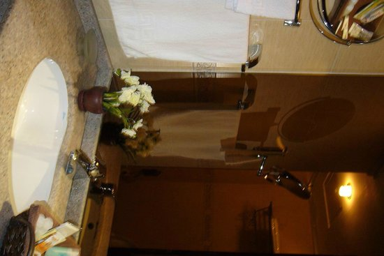 Salar Darreh Hotel: bath