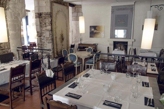La Souris d'Agneau: TABLE GROUPE