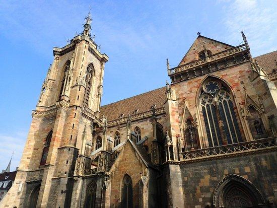 Église Saint-Martin : コルマールの教会