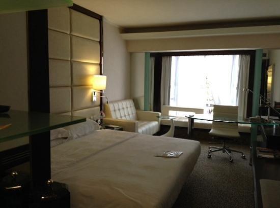 The Kowloon Hotel: 泊まったお部屋